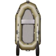 Купить B-220 гребная одноместная надувная лодка по лучшей цене 3887 грн