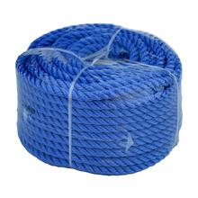 Купить Веревка 10mm / 30m универсальная, синяя по лучшей цене 480 грн