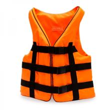 Купить Жилет страховочный оранжевый 110-130 кг. по лучшей цене 457 грн