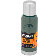 Купить Термос Stanley Adventure 0.75л Зеленый (6939236330992) по лучшей цене 1389 грн