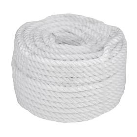Купить Веревка 10mm / 30m универсальная, белая по лучшей цене 398 грн