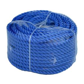Купить Веревка 10mm / 30m универсальная, синяя по лучшей цене 498 грн