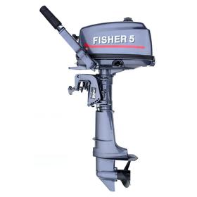 Купить Лодочный мотор Fisher T5BMS по лучшей цене 20493 грн