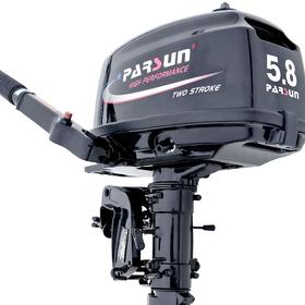 Купить Лодочный мотор Parsun T5.8BMS + 9л бак по лучшей цене 22177 грн