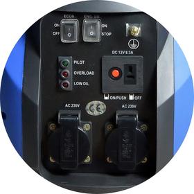 Купить Генератор-инвертор Weekender D2500i по лучшей цене 13334 грн