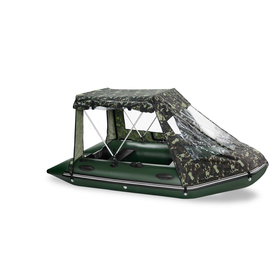 Купить Палатка для лодок BARK 420-450 см. по лучшей цене 4750 грн