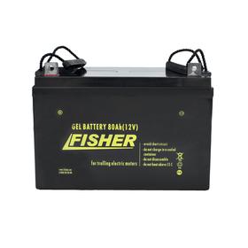 Купить AGM аккумулятор 12V 7Ah Fisher по лучшей цене 342 грн