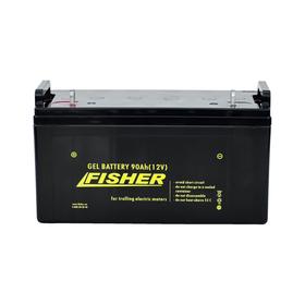 Купить Гелевый аккумулятор 12V 120Ah Fisher по лучшей цене 6128 грн