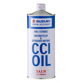 Купить Масло для двухтактных лодочных моторов Suzuki CCI Oil, 1 литр по лучшей цене 296 грн
