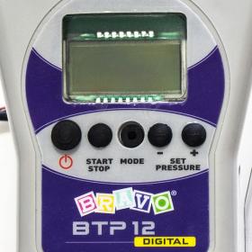 Купить Двухступенчатый лодочный насос Bravo BTP 12 Digital по лучшей цене 3928 грн
