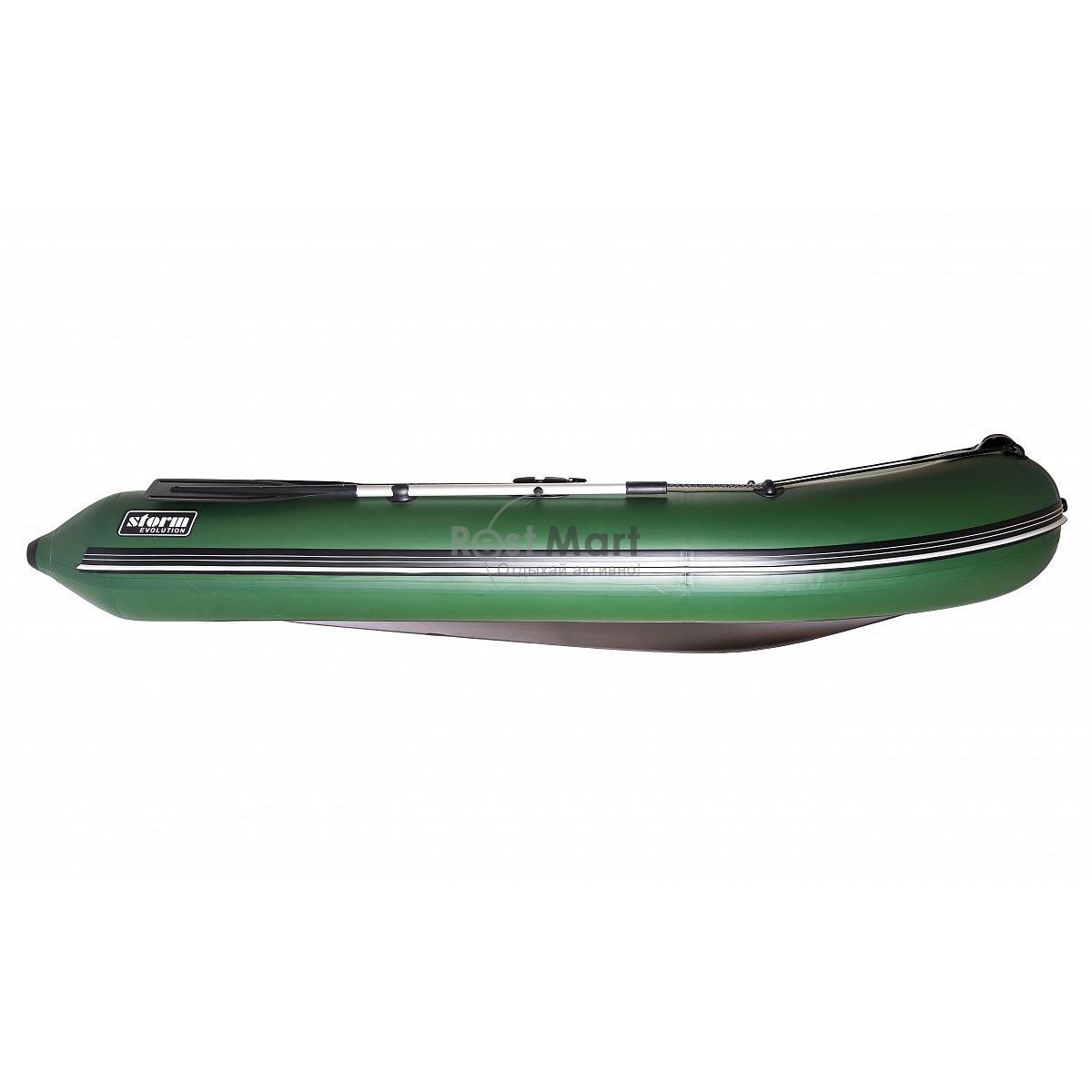 Надувная лодка Aqua-Storm STK 330 (серия Storm)